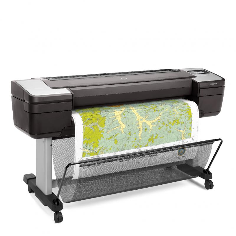 HP DesignJet T1700 44-in PostScript Printer (1VD87A)